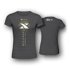 Xterra VR Trail Run 5K & 10K Camiseta Feminina