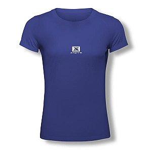 Camiseta Feminina Xterra Azul