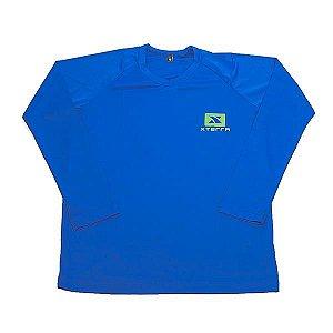 Camiseta Xterra Infantil Darter Azul