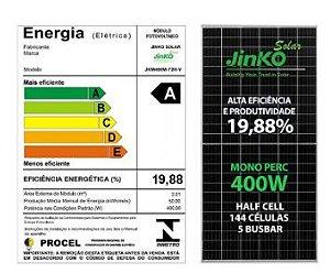 Painel Solar Jinko 400 Watts
