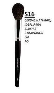 Pincel de Esfumar S22 Sffumato Beauty