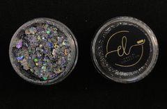 Coleção Brilhe Glitter Silver