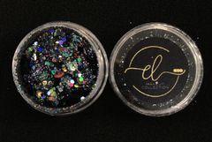 Coleção Brilhe Glitter Titanium