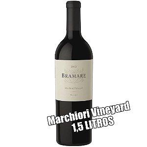 Vinho Bramare Malbec Marchiori Vineyard 1,5 Litros