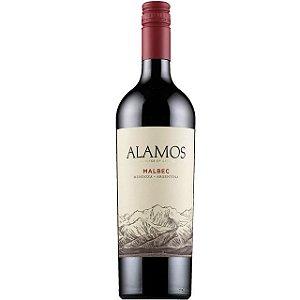 Vinho Alamos Malbec