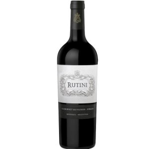 Vinho Rutini Cabernet Sauvignon Syrah