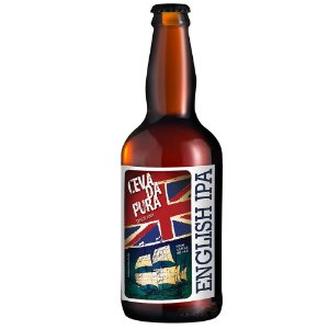 Cerveja Cevada Pura English IPA