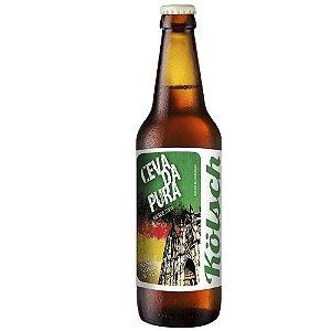 Cerveja Cevada Pura Kolsch