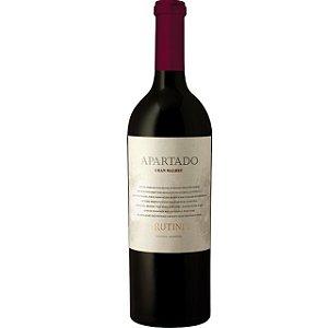 Vinho Rutini Apartado Gran Malbec