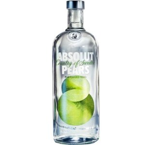 Vodca Absolut Pears