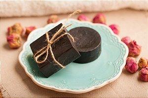 Sabonete Cold Process de Chocolate e Menta