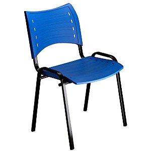 Cadeira Fixa Plastica ISO