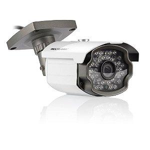 Câmera de Segurança Externa 960P AHD 24 LEDS lente 2,8mm Branca Multilaser SE143