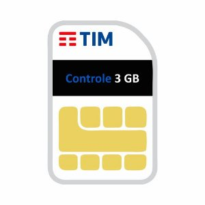 Plano/d Tim controle light 3 gb