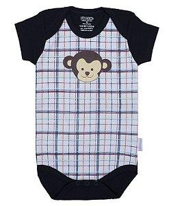 Desenvolvido em tecido macio, o Body Pimpolho possui modelagem que não aperta o bebê, proporcionando total conforto e flexibilidade. Charmoso, combina com diferentes produções, deixando as crianças sempre encantadoras. Características
