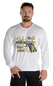 Camiseta Manga Longa Glock