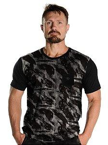 Camiseta Camuflada Soldado