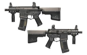 Rifle Airsoft Ares M4 CG AEG (Preta)