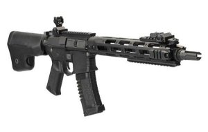 Rifle Airsoft Ares CG-003 AEG (Preta)