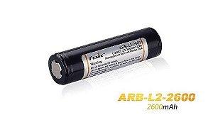 Bateria Fenix - 2600 mAh