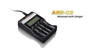 Carregador de Baterias Fenix ARE-C2
