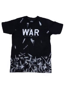 Camiseta Black Flag War