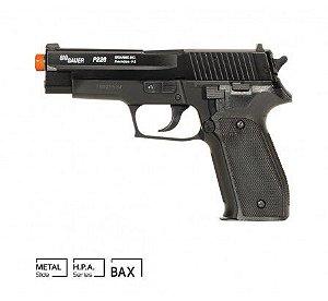 Pistola Airsoft Sig Sauer P226 Mola Slide Metal 6mm