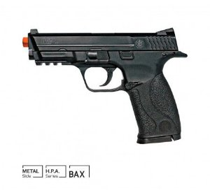 Pistola Airsoft Smith & Wesson M&P40 Mola Full Metal 6mm