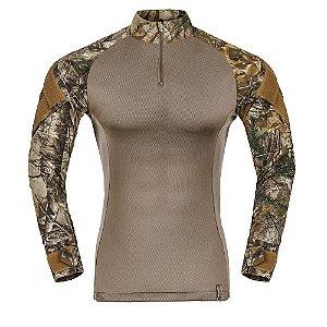 Combat Shirt Camuflado Realtree