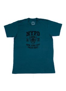 Camiseta Black Flag New York Preto