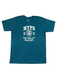 Camiseta Black Flag New York Branco