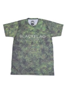 Camiseta Black Flag Masked