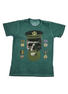 Camiseta Black Flag Dead General