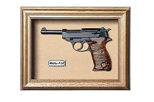 Quadro Walther P-38