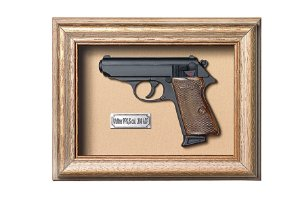 Quadro Walther PPK
