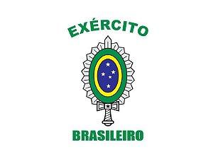 Adesivo Exército Brasileiro Brasão