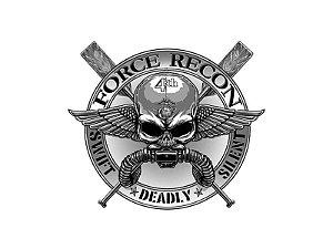 Adesivo Force Recon