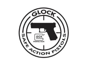 Adesivo Glock