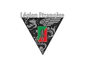 Adesivo Légion Estrangere