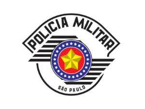 Adesivo Polícia Militar São Paulo