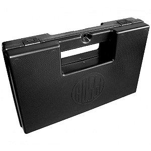 Pistola Airsoft Walther PPQ Slide Metal + Case Pistola Polímero - Spring