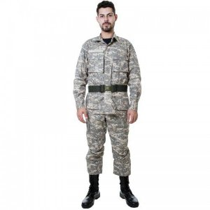 Farda Ripstop Camuflada Digital Army Combat
