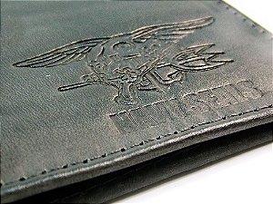 Carteira Navy Seals Preta