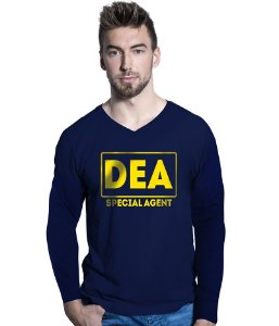 Camiseta Estampada Manga Longa DEA