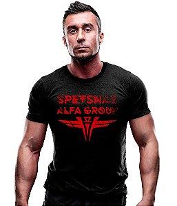 Camiseta Estampada Spetsnaz
