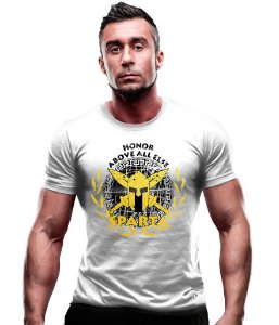 Camiseta Estampada Sparta