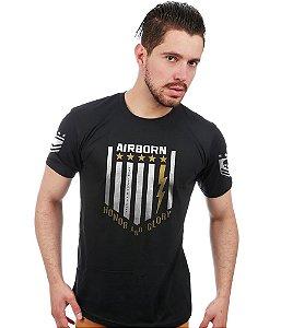 Camiseta Estampada Airborn