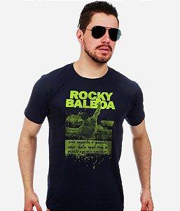 Camiseta Estampada Rocky Balboa