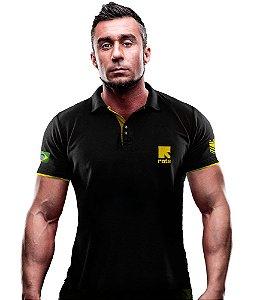Camisa Gola Polo TeamSix ROTA