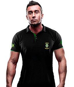 Camisa Gola Polo TeamSix Exército Brasileiro